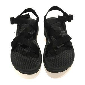 Chaco Women's 1 / 2 Classic Black Sandals Size 8M